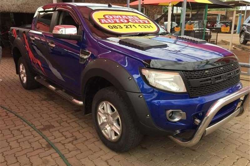 Ford Ranger 3.2 Double Cab XLT Auto 2014