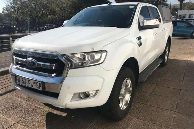 Ford Ranger 3.2 Double Cab XLT Fx4 2017