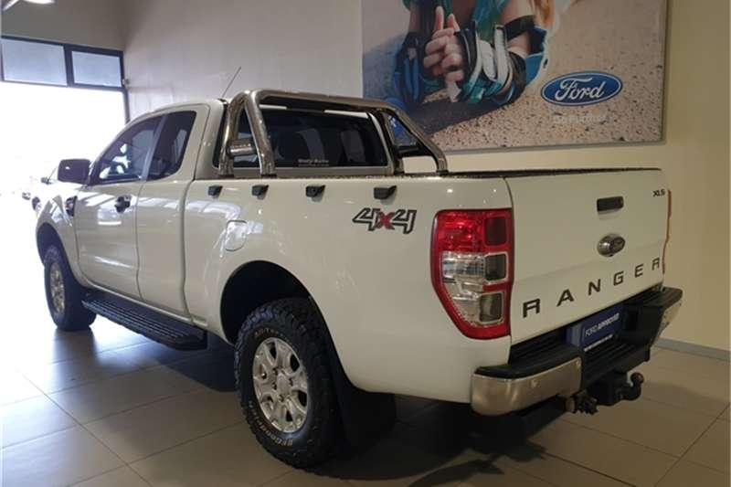 Ford Ranger 3.2 SuperCab 4x4 XLS 2017