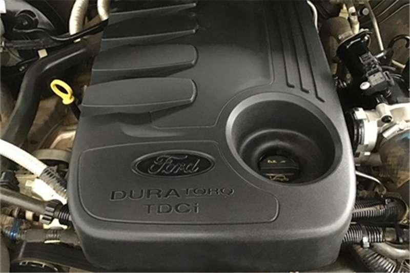 Ford Ranger 3.2 SuperCab Hi Rider XLS 2012