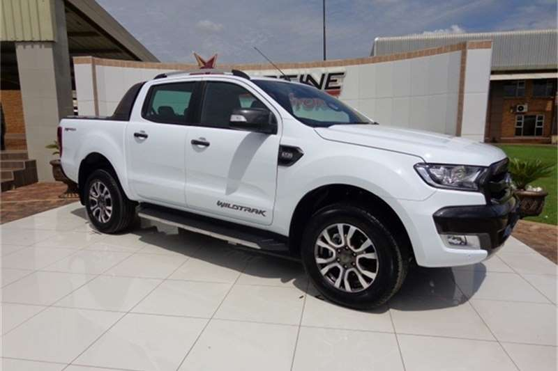 Ford ranger wildtrak 2016 white