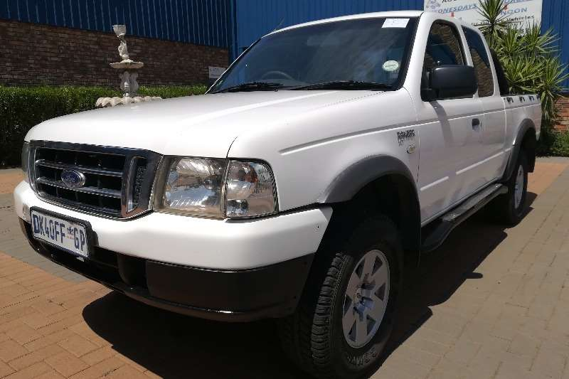 Ford Ranger 4.0i V6 SuperCab Hi trail XLT 2005