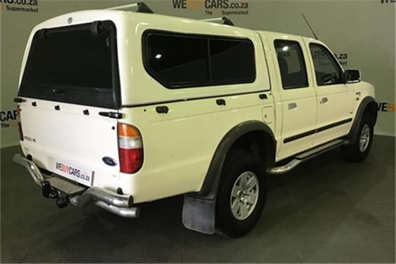 Ford Ranger 4000 V6 double cab 4x4 XLE 2005