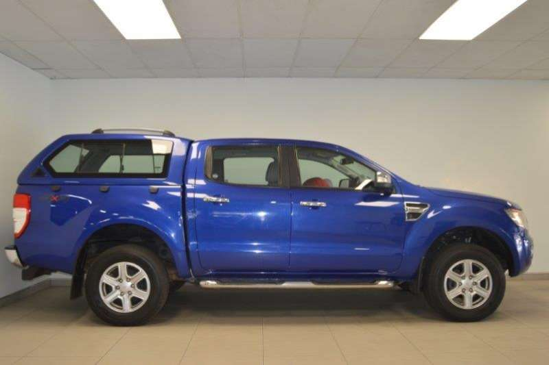 2015 Ford Ranger double cab