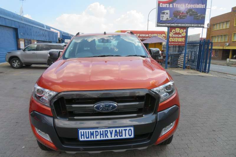 2014 Ford Ranger double cab