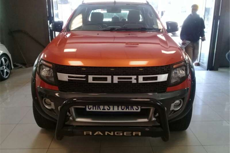 2012 Ford Ranger double cab