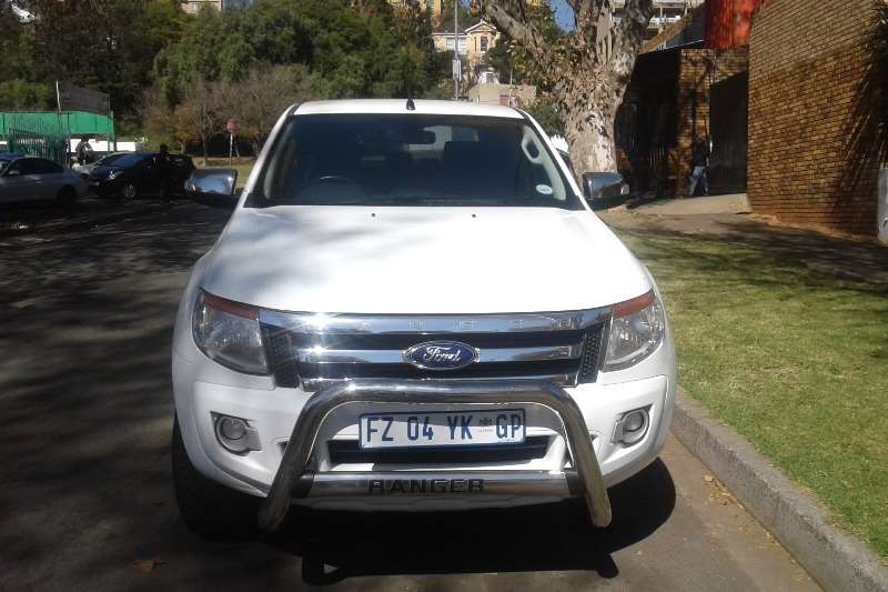 2013 Ford Ranger 3.2 double cab 4x4 Fx4 auto