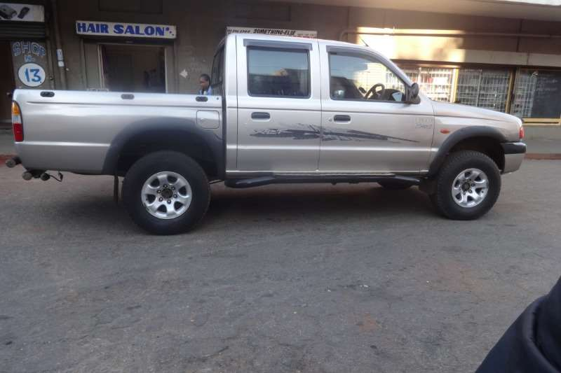 2003 Ford Ranger 2.5TD double cab 4x4