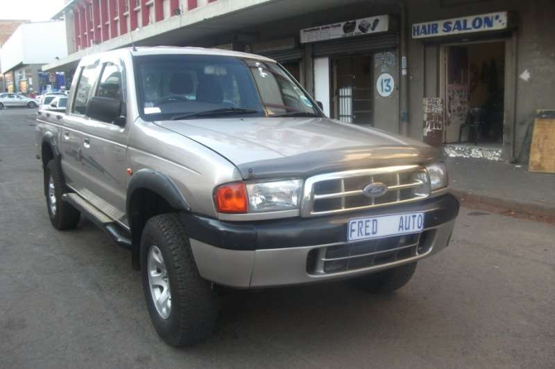 2003 Ford Ranger 2.5D