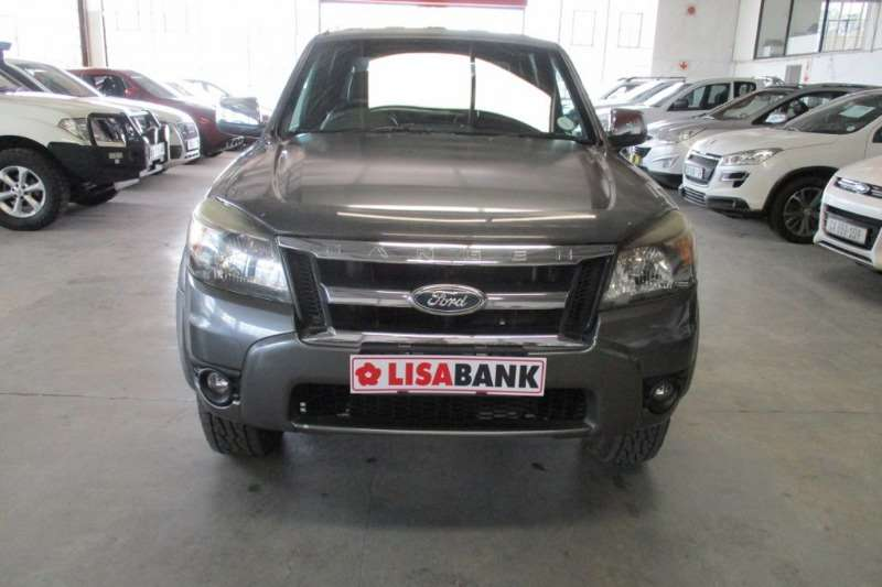 2010 Ford Ranger 3.0TDCi double cab 4x4 XLE