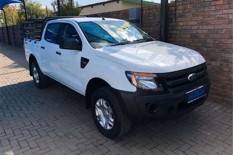 2014 Ford Ranger 2.2 double cab 4x4 XL Plus