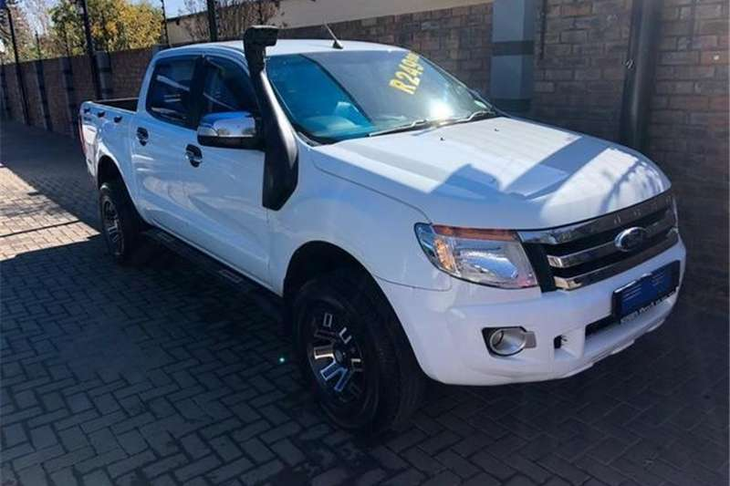 2012 Ford Ranger 3.2 double cab Hi Rider XLT auto