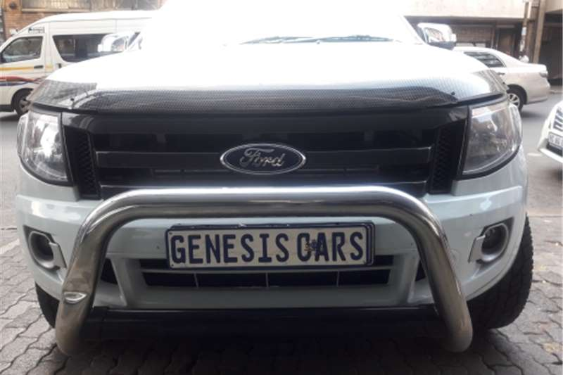 2013 Ford Ranger 3.0TDCi double cab 4x4 XLE automatic