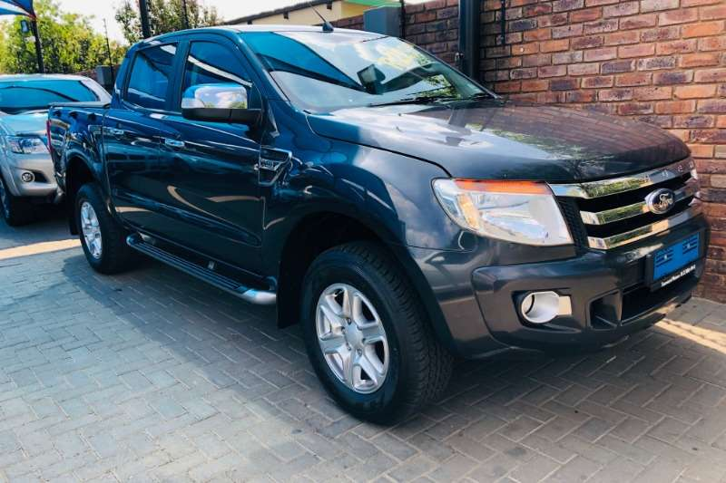 2012 Ford Ranger 3.2 double cab Hi Rider XLT