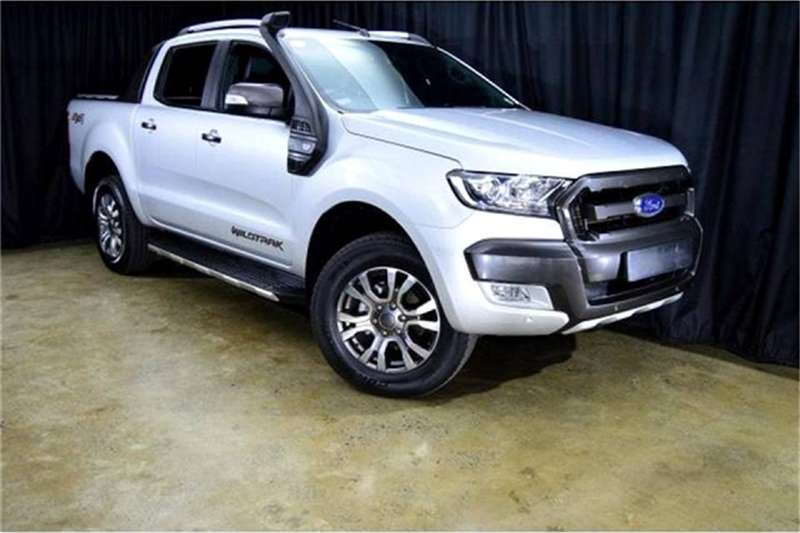 2018 Ford Ranger 3.2 double cab 4x4 Wildtrak auto