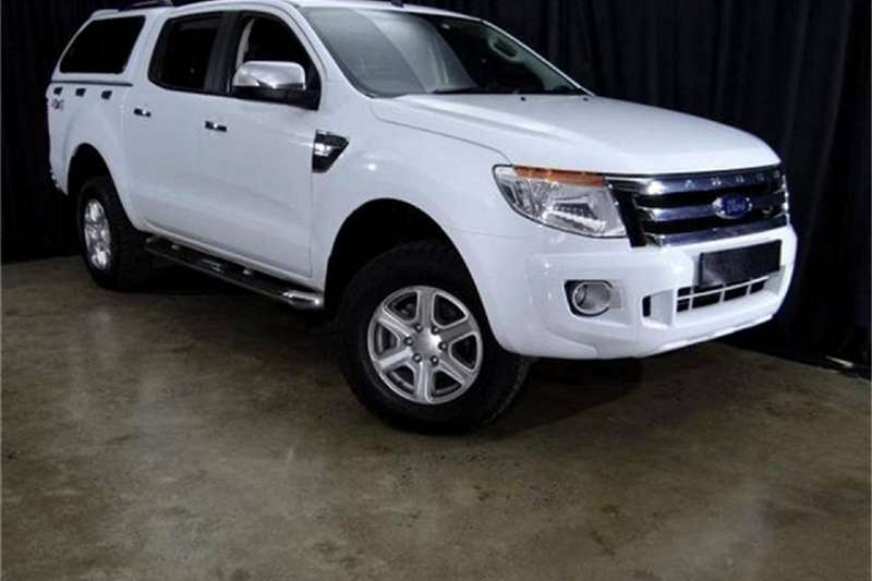2015 Ford Ranger 3.2 double cab 4x4 XLT auto