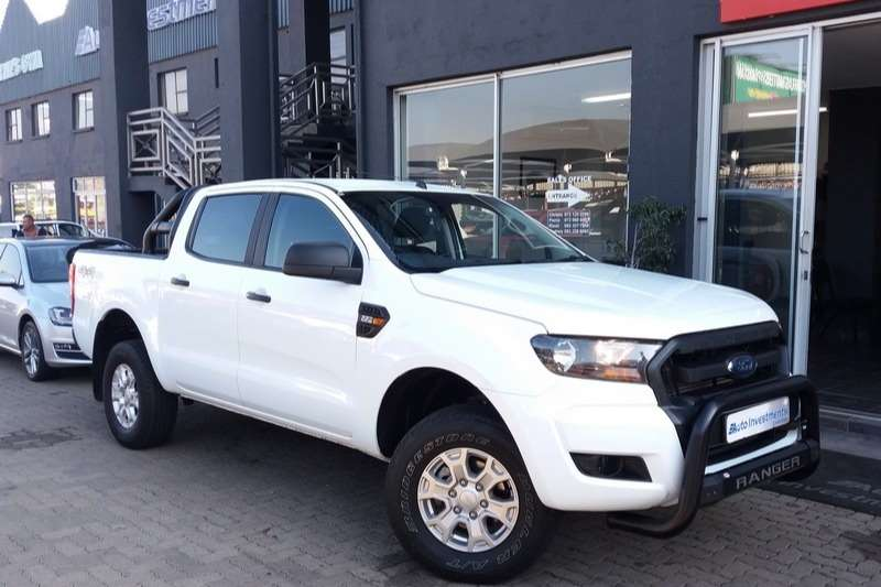 2016 Ford Ranger 2.2 double cab 4x4 XL