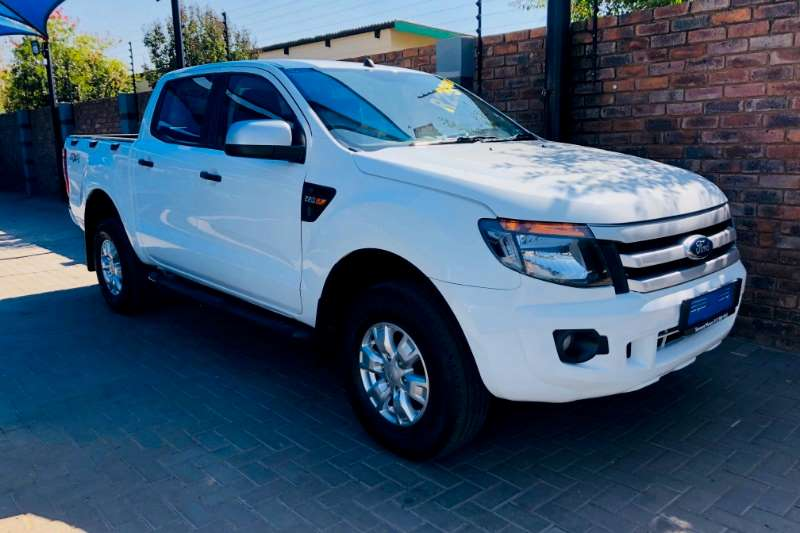 2015 Ford Ranger 2.2 double cab 4x4 XLS