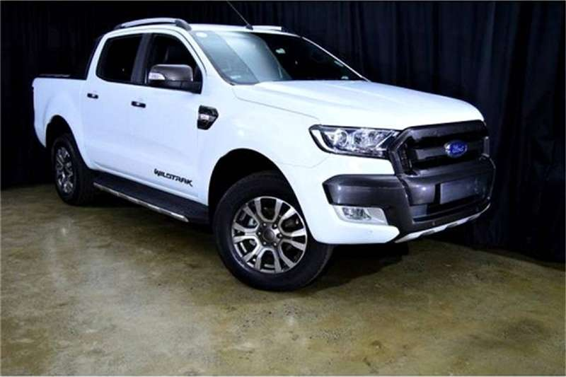 2017 Ford Ranger 3.2 double cab Hi Rider Wildtrak