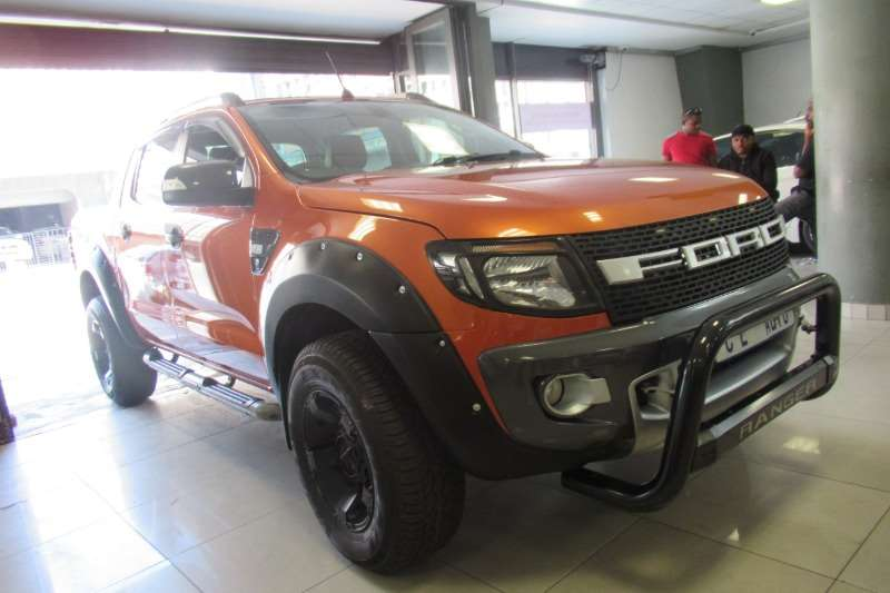 2012 Ford Ranger 3.2 double cab 4x4 Fx4