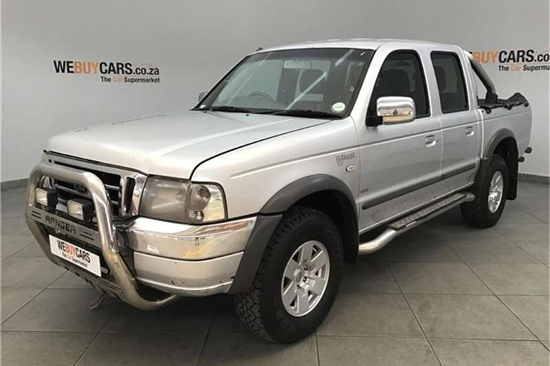 2007 Ford Ranger 4000 V6 double cab 4x4 XLE