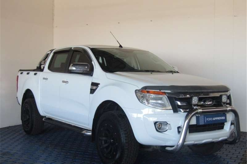 2013 Ford Ranger 3.2 double cab Hi Rider XLT auto