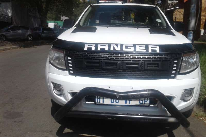 2015 Ford Ranger single cab RANGER 2.2TDCi L/R P/U S/C