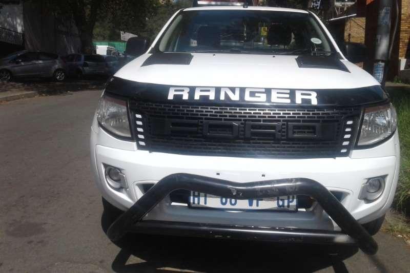 2015 Ford Ranger single cab