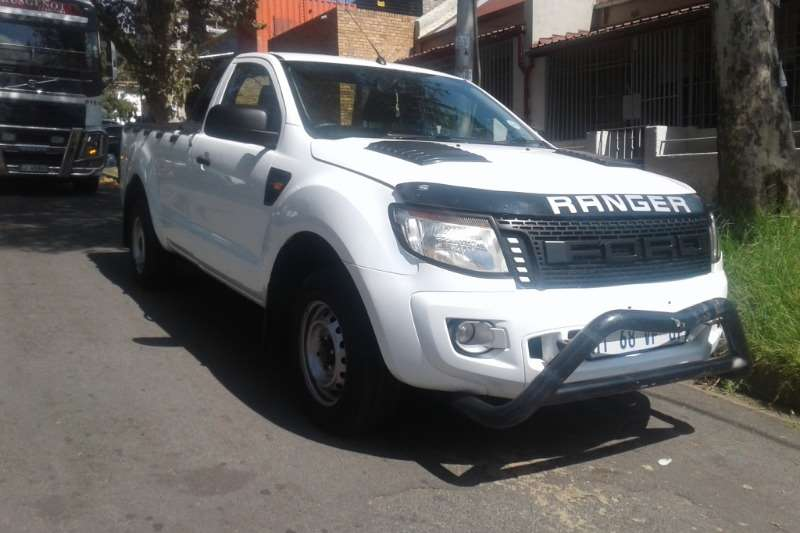 2015 Ford Ranger single cab RANGER 2.2TDCi XL 4X4 P/U S/C