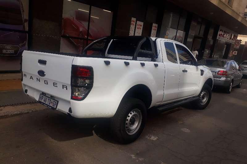2018 Ford Ranger SuperCab RANGER 2.2TDCI XL 4X4 P/U SUP/CAB