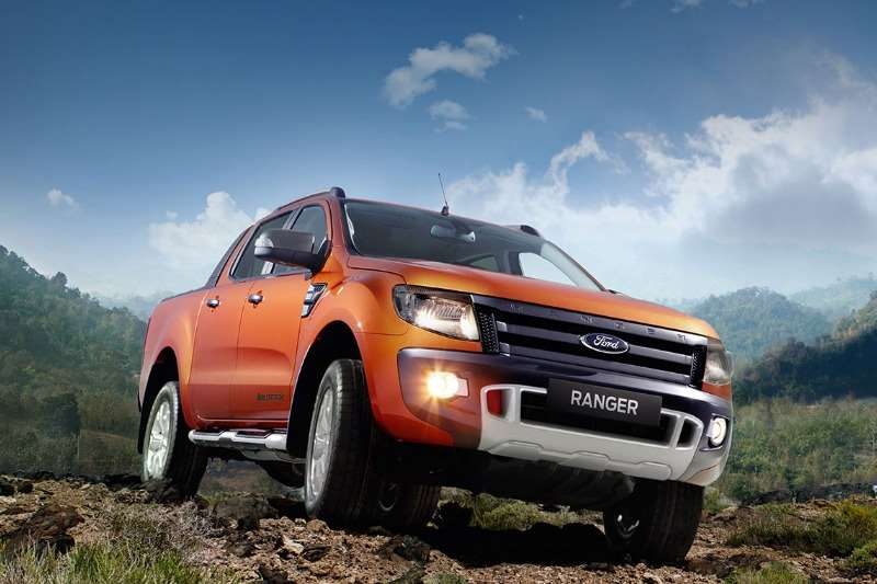 Ford Ranger Wildtrack 2018