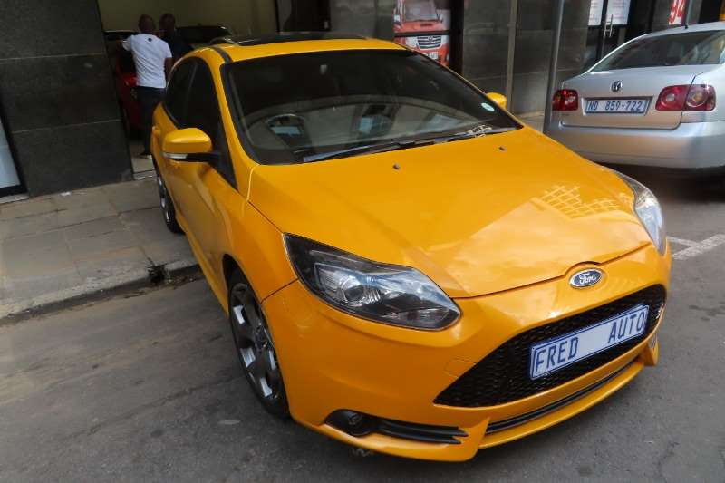 2014 Ford ST Focus