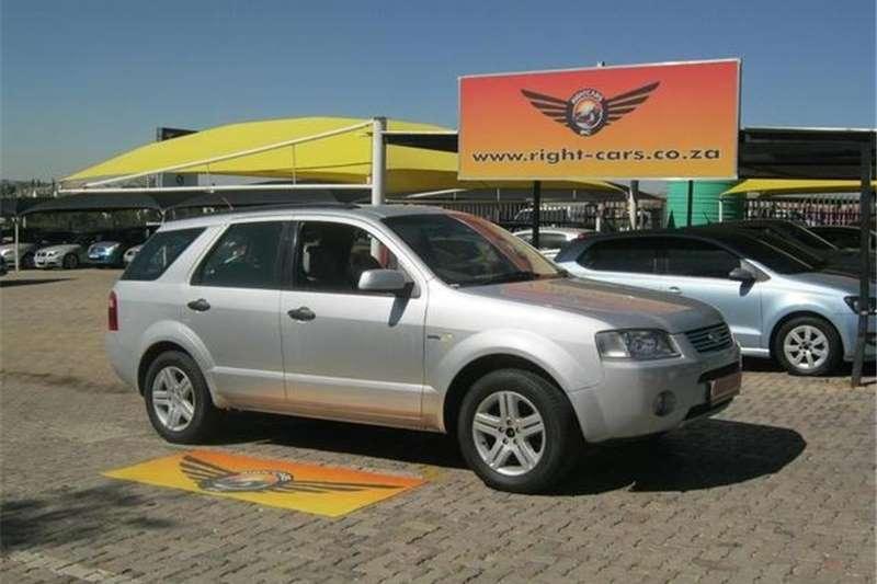 Ford Territory 4.0 Ghia AWD 2005