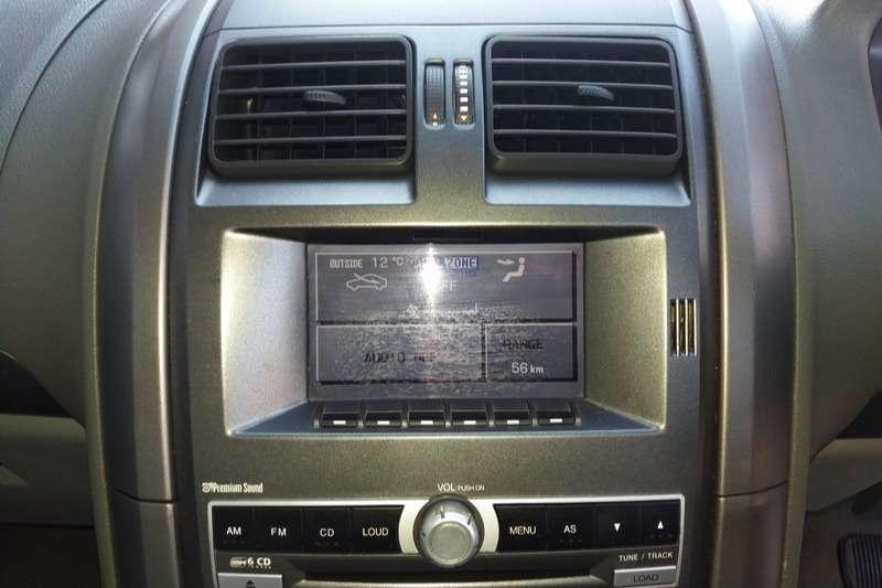 2006 Ford Territory 4.0 Ghia
