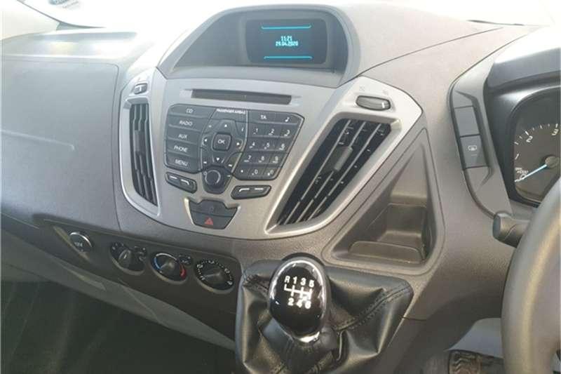 Ford Tourneo Custom 2.2TDCi LWB Ambiente 2017