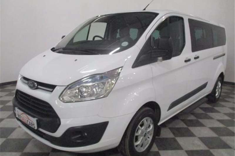 Ford Tourneo Custom 2.2TDCi LWB Trend 2014