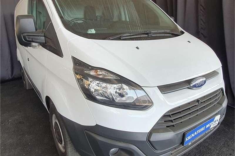 2014 Ford Transit Custom panel van 2.2TDCi 92kW SWB Ambiente
