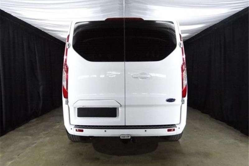 Ford Transit Custom Kombi Van 2.2TDCi LWB Ambiente 2016