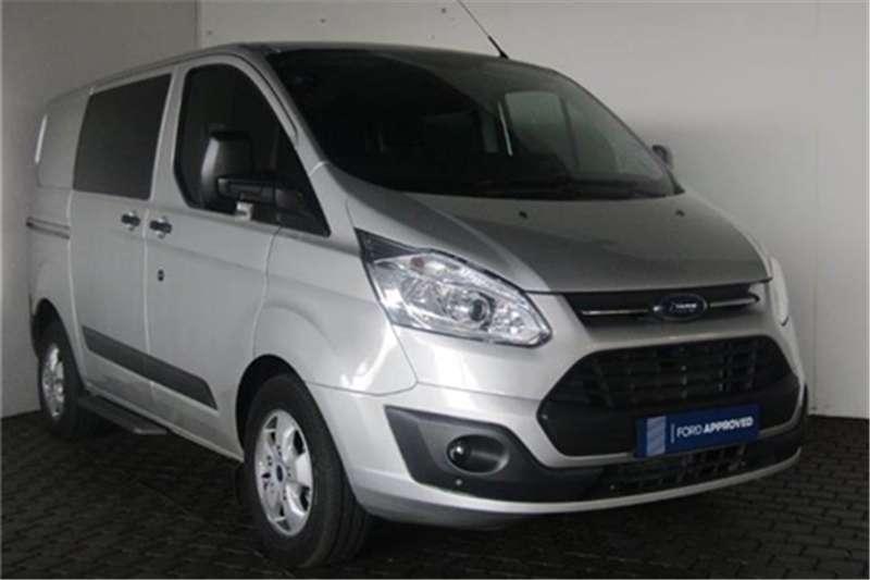 Ford Transit Custom Kombi Van 2.2TDCi SWB Trend 2018