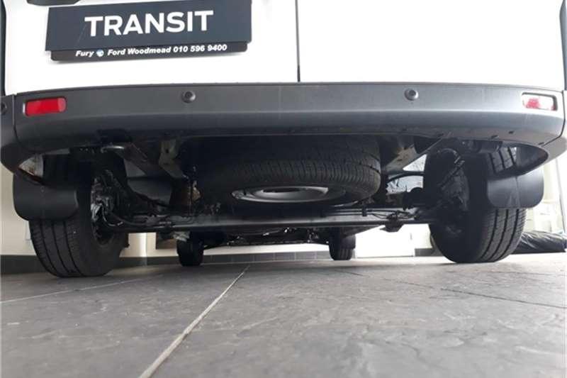Ford Transit Custom panel van 2.2TDCi 74kW LWB Ambiente 2018