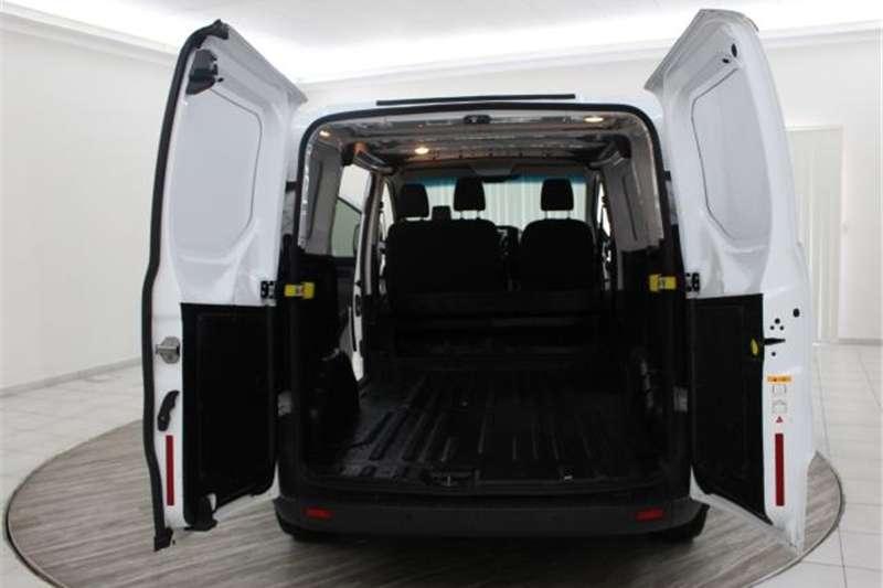 Ford Transit Custom panel van 2.2TDCi 74kW SWB Ambiente 2014
