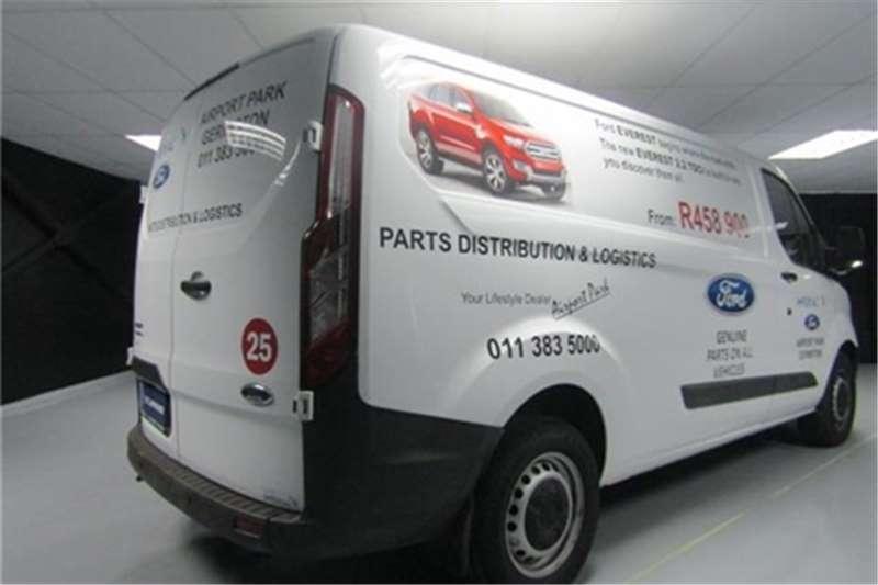 Ford Transit Custom panel van 2.2TDCi 92kW LWB Ambiente 2017