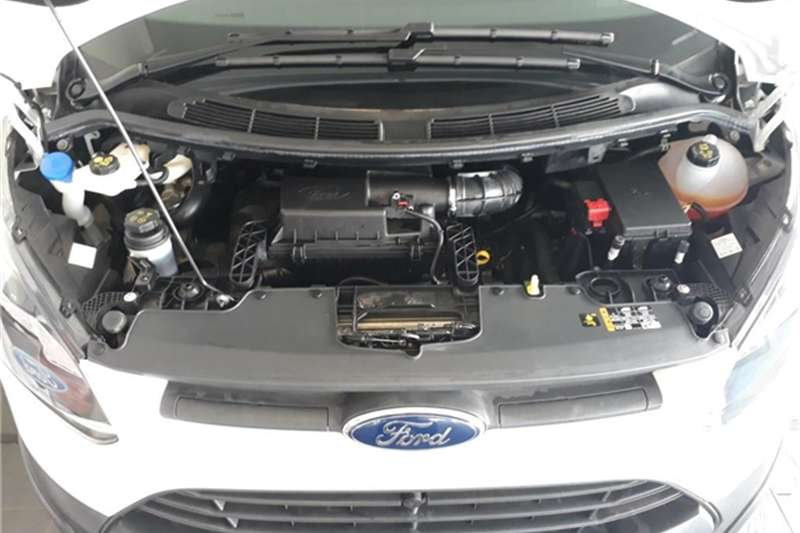 Ford Transit Custom panel van 2.2TDCi 92kW LWB Ambiente 2018