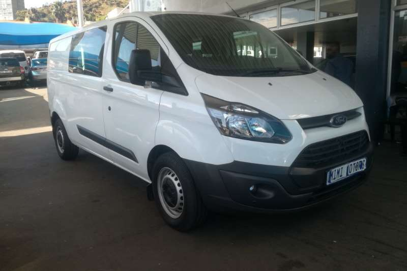2018 Ford Transit 2.2TDCi 92kW MWB chassis cab