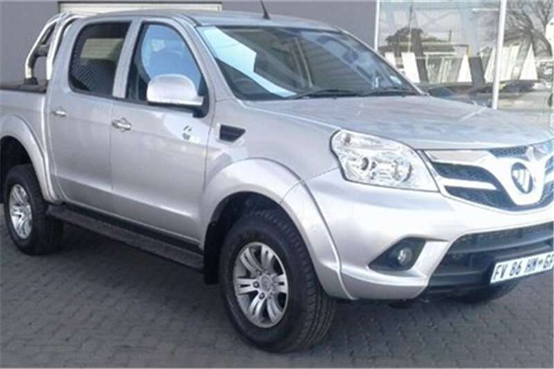 Foton Tunland 2.8 double cab off-road Luxury 2017