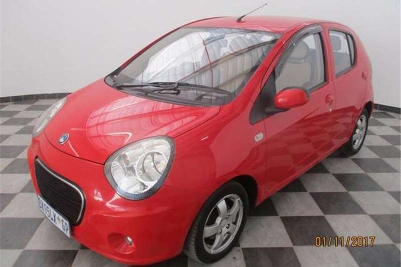 Geely LC 1.3 GS 2011