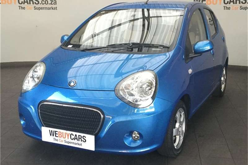2011 Geely LC