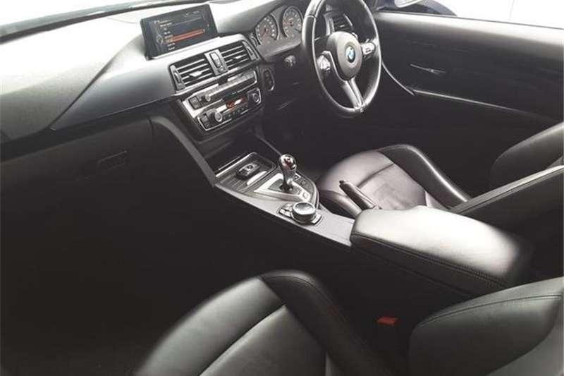 GWM M4 coupe auto 2014