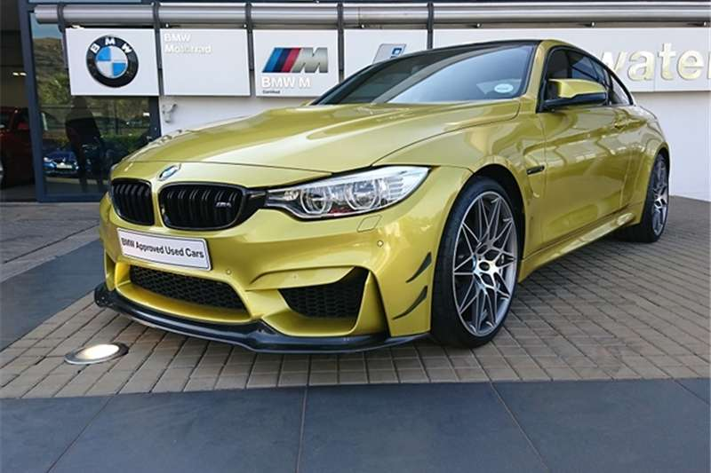 GWM M4 coupe Competition auto 2016