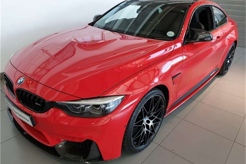 GWM M4 coupe Competition auto 2018